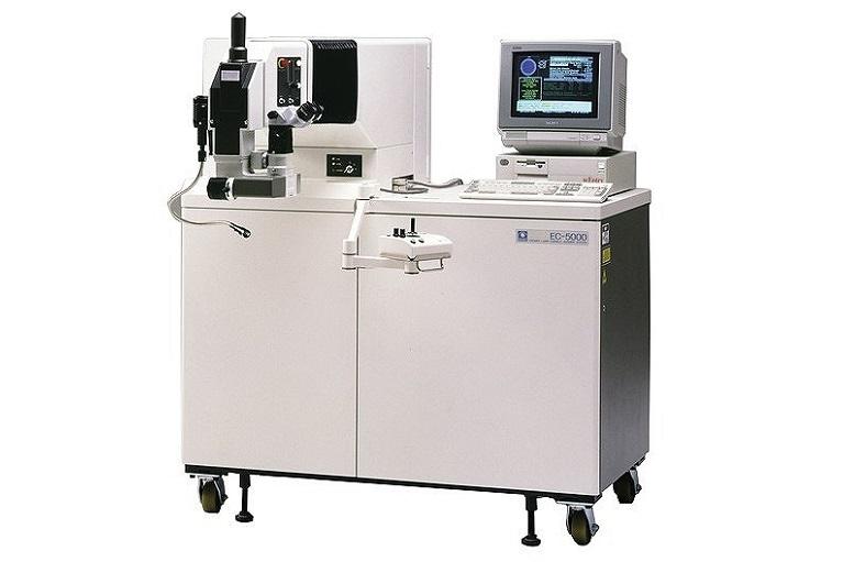 エキシマレーザー EC-5000(ニデック社製) を導入