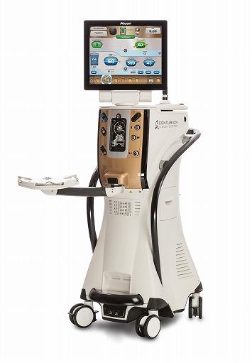 白内障手術機器:CENTURION